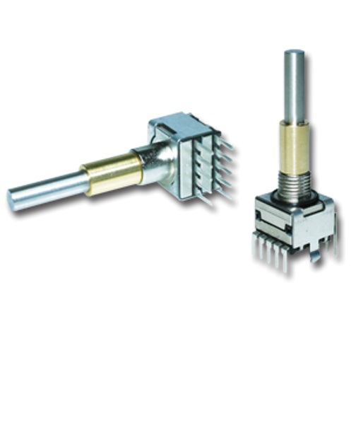 Picture of Mechanical Dual Concentric Encoder Type E37