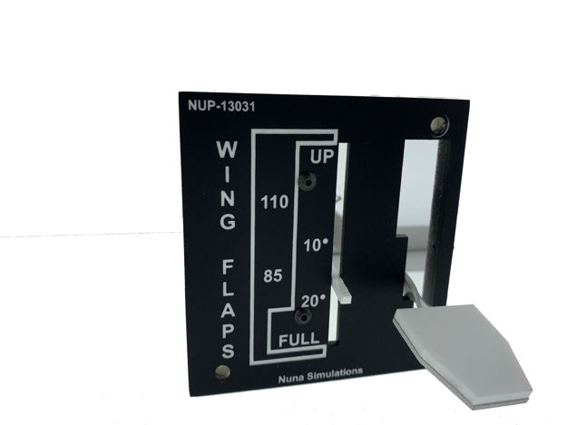 Picture of Nuna Simulations Flaps Panel