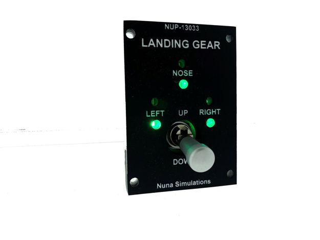 Picture of Nuna Simulations Landing Gear Panel