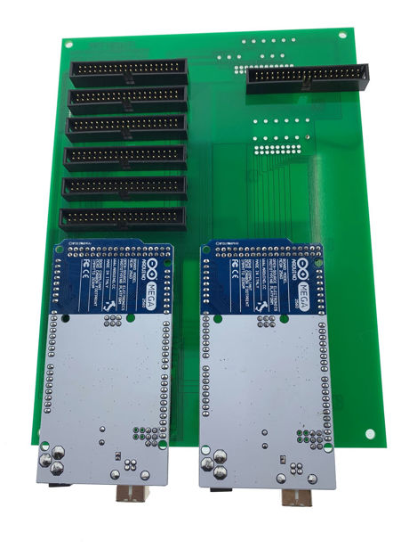 Picture of Nuna Simulations  Radio Stack MotherBoard