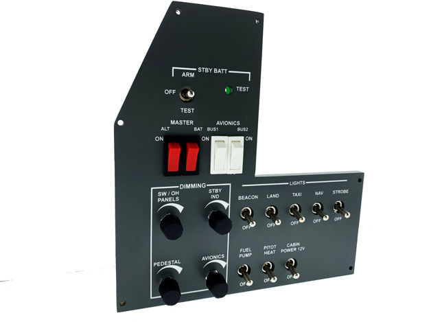 Picture of Nuna Simulations G1000 Switch Panel
