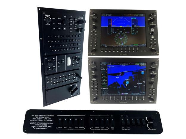 Picture of Nuna Simulations Cirrus SR20/22 Complete Set