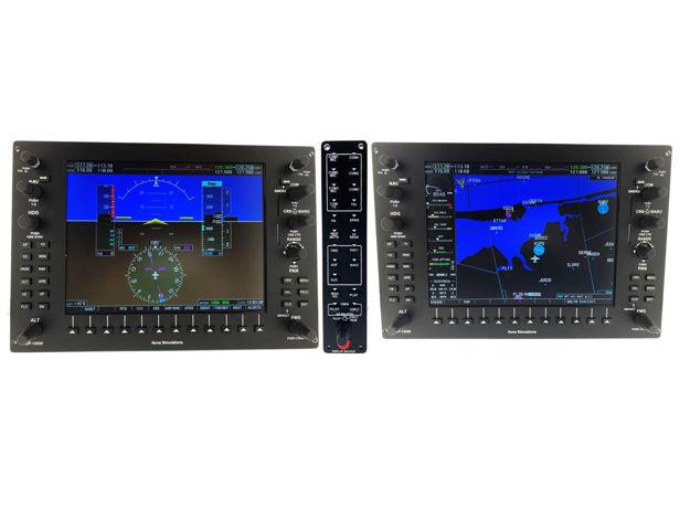 Picture of Nuna Simulations G1000 Unit Set