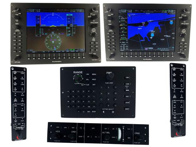 Picture of Nuna Simulations King Air Avionics Set
