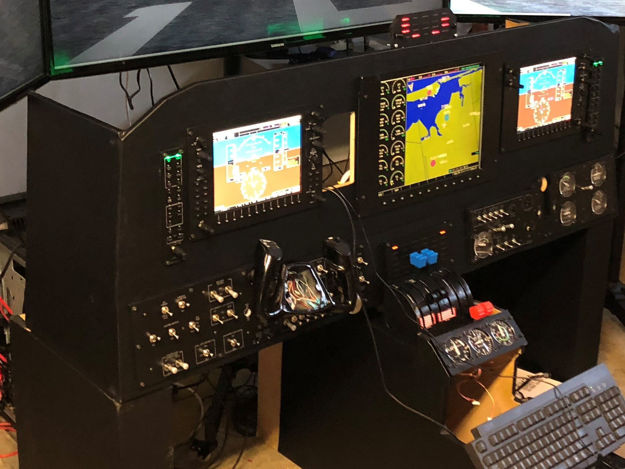 Picture of King Air Set Upgrade