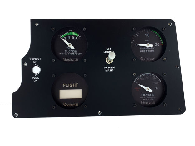 Picture of Nuna Simulations King Air Panel CO-Pilot Right