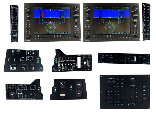 Picture of Nuna Simulations King Air Complete Set