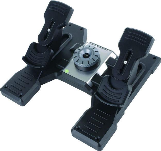 Picture of Flight Simulator Saitek Professional Rudder Pedals