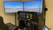 Picture of Flight Simulator Visual System (3X42Inch TV)
